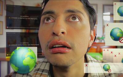Enchufe TV | Cómo sobrevivir a un día sin internet