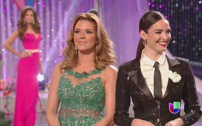 Las ex Miss Universo estaban opacando a las concursantes