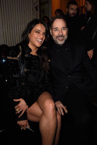 Con los años el estilo de Michelle Rodriguez ha mejorado bastante...