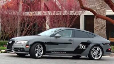 El A7 autónomo sigue mostrando lo que la tecnología de Audi puede hacer.