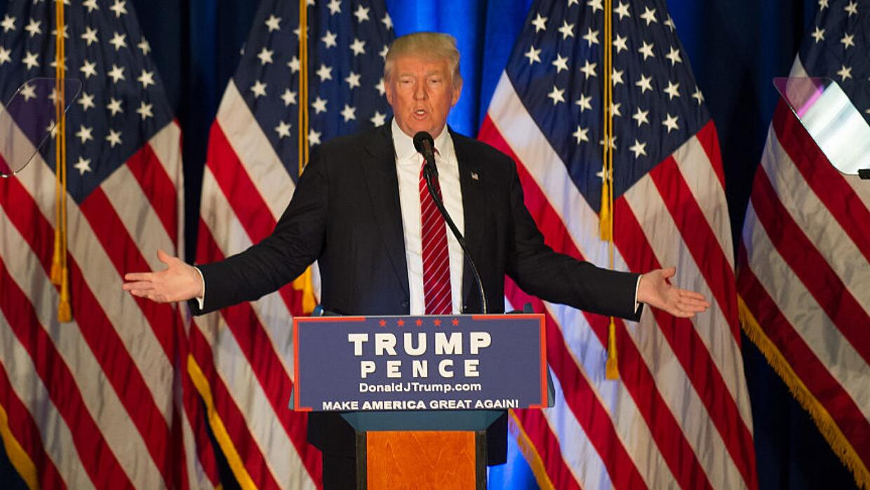 """Donald Trump: """"Es hora de desarrollar una nueva prueba que detecte las a..."""