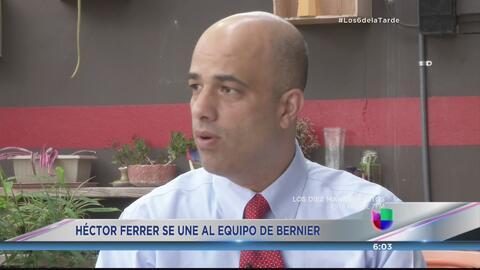Héctor Ferrer  y Jenniffer González acuerdan una campaña de altura
