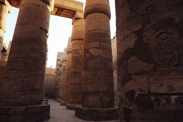 Luxor, uno de los principales turísticos de Egipto ha tenido problemas p...