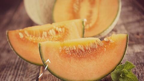 El melón cantalupo japonés