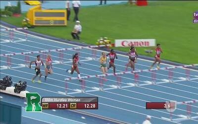 ¿Se caerán en esta carrera con vallas?