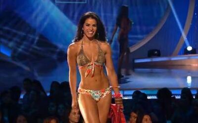 Los mejores bikinis de Vanessa De Roide, Nuestra Belleza Latina 2012
