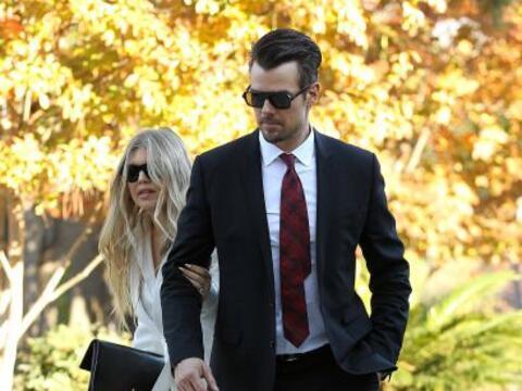 Fergie y Josh Duhamel se vistieron de gala para una importante ocasi&oac...