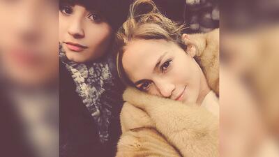 SYP Al Instante: Demi Lovato se ha convertido en la BFF de Jennifer López