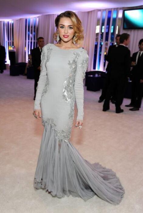 Y menos cuando la podíamos ver tan elegante y 'chic' en eventos como el...