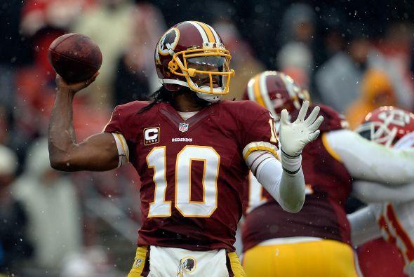 El puesto número nueve corresponde a los Washingon Redskins con $1.7 bil...