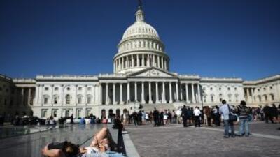 El mandatario estadounidense continuará sus consultas con miembros del C...