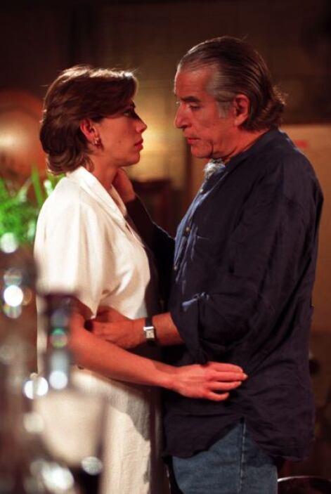 En ese momento ya era una de las mejores villanas de las telenovelas.