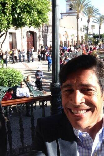 """""""Así es la fila para los autógrafos del talento de @DespiertaAmeric en l..."""