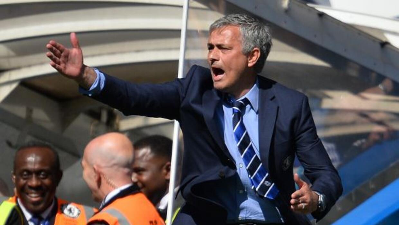 El técnico de los 'Blues' no dejó pasar la oportunidad tras el título co...