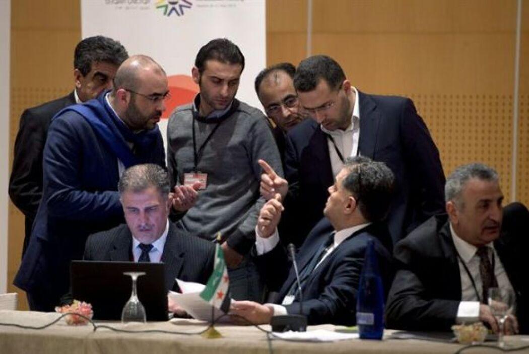 En la reunión trataron de consensuar una postura ante la Conferencia Gin...