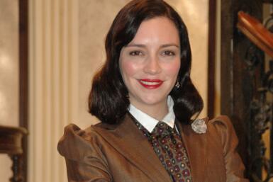 Regina Blandón es Matilde