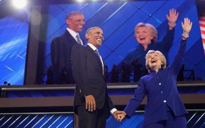 Hillary Clinton acepta hoy su histórica nominación