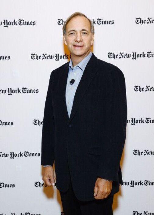 CONNECTICUT.  Ray Dalio y su fortuna estimada en 14,400 millones de dóla...