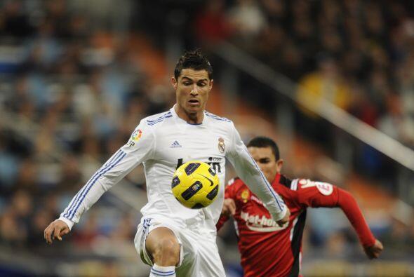 Cristiano Ronaldo dejó atrás sus partidos en los que se de...