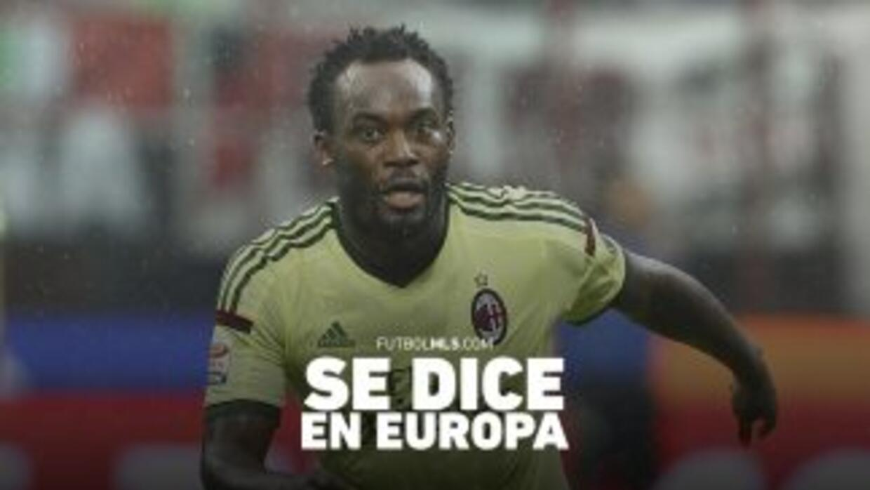 Michael Essien rechaza una oferta del Olympiakos con el fin de jugar en...