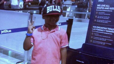 Andy Mercado subió a un avión en Santiago, República Dominicana, y cuatr...