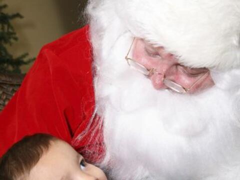 Cuánta ilusión nos despertaba la llegada de Santa Claus. S...