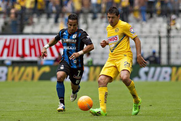 Tanto este jugador como el del León, aprovecharon tres penales pa...