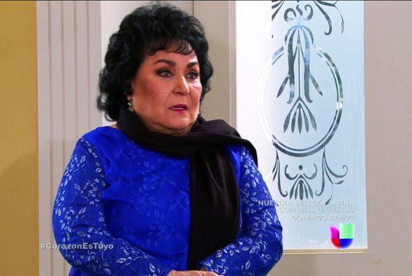 ¿Qué hace en la mansión Lascurain doña Yolanda? ¿Qué maldad trae entre m...