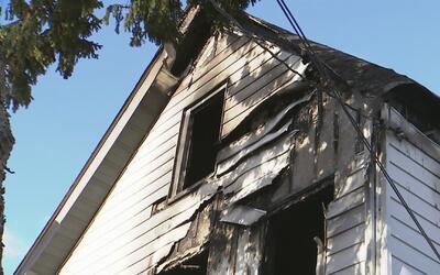 Una madre y su pequeña hija mueren en un incendio en Westchester, Nueva...