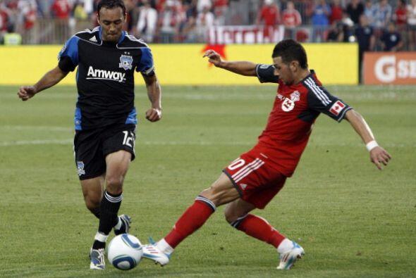 La ventaja de TFC fue conseguida por el mexicoamericano Eric Ávila, quie...