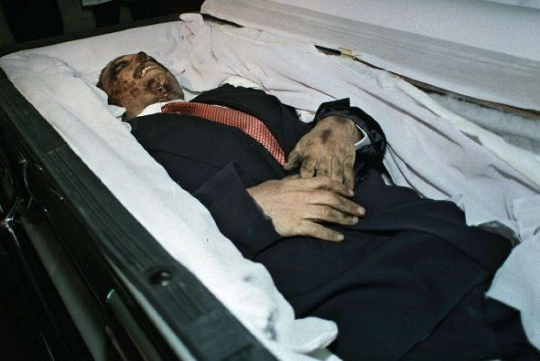 """Sin embargo, el legendario """"Señor de los Cielos"""", Amado Carrillo tuvo un..."""
