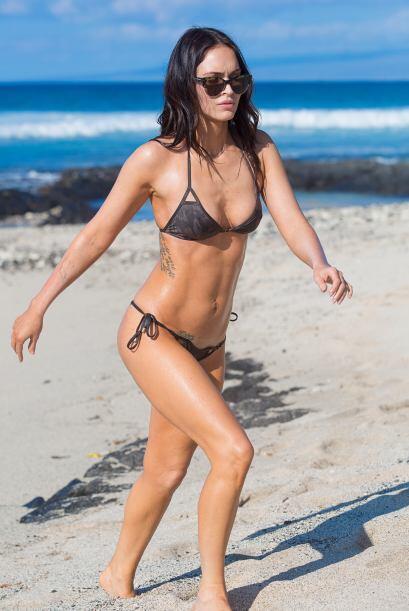 Es que Megan Fox ya era una reinita.