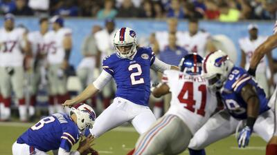 Highlights, Pretemporada Semana 1:  Buffalo Bills vs. Carolina Panthers