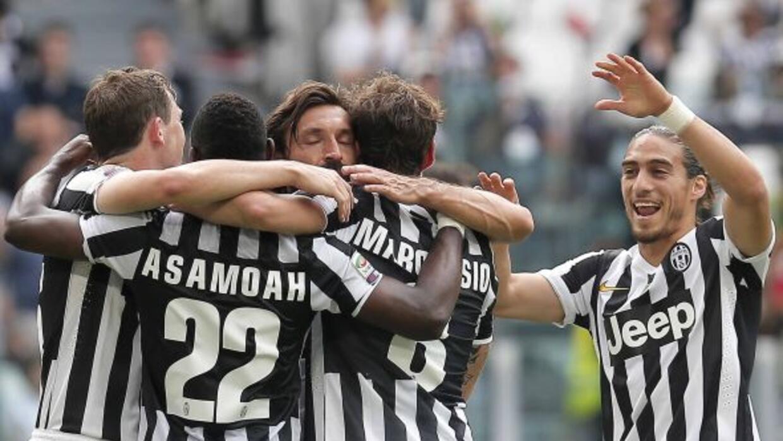 La 'Juve' es la nueva dueña del récord de puntos en Italia.