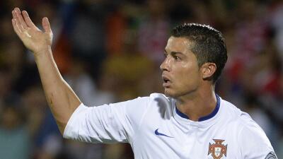 El portugués terminó molesto por que lo apresuraron.