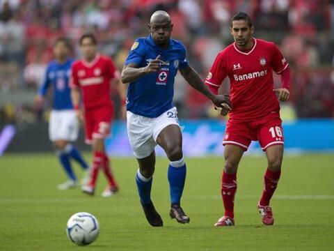Toluca y Cruz Azul dieron el banderazo de salida a la Liguilla MX del Ap...