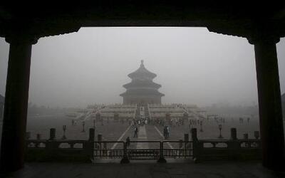 Imágenes ante la cercanía de tormenta Karen smog4.JPG