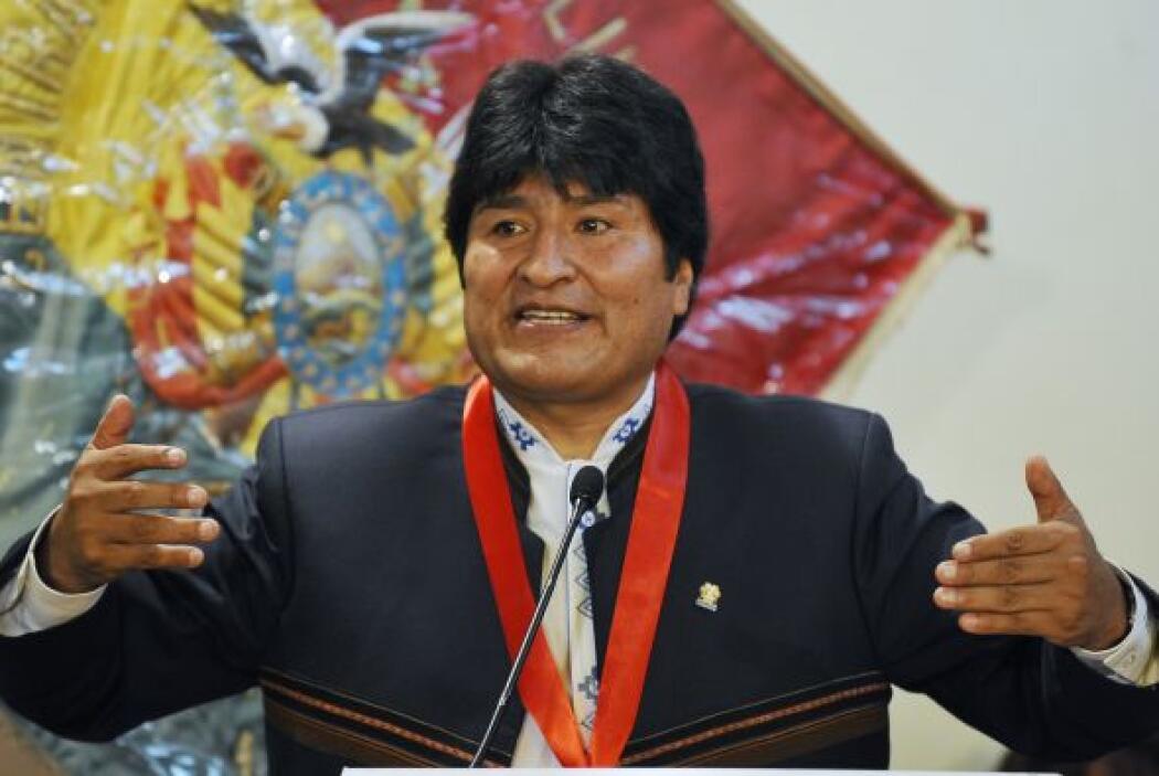 SEPTIEMBRE DE 2010- Se expropian las acciones del consorcio boliviano-me...
