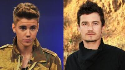 El paso a paso de la pelea entre Justin Bieber y Orlando Bloom