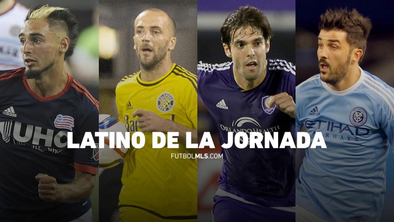 VOTA YA por el Latino de la Jornada 15