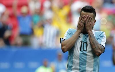Honduras y Argentina empataron 1-1