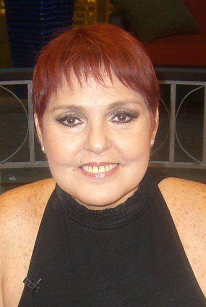 Lupita D´Alessio vivió muy buenos momentos con el actor y cantante.
