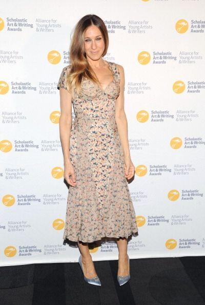 Sarah Jessica Parker sabe de moda y estilo, por ello no podemos pregunta...