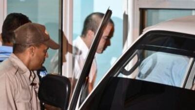 Ángel Carromero dejó Cuba.