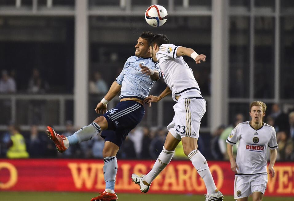 Philadelphia Union vs Sporting Kansas City