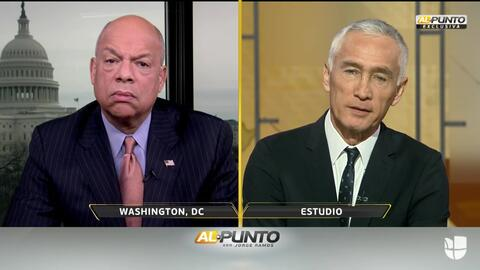 "US Secretary of Homeland Security says constructing the wall ""is not the..."