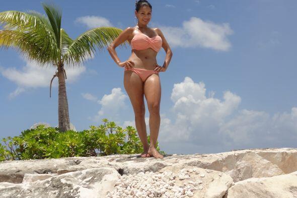 Esta isla es un verdadero paraíso.