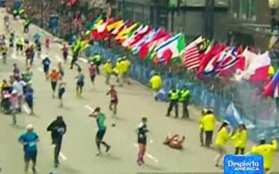 El testimonio de un padre, víctima del atentado del Maratón de Boston