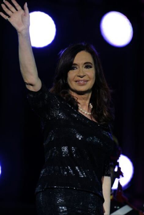 #7.Cristina Fernández de Kirchner (@CFKArgentina). La presidenta argenti...