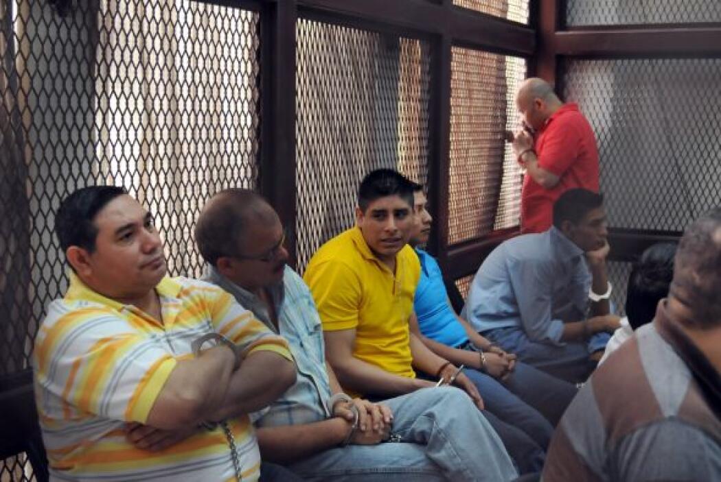 El tribunal sentenció a 43 años de cárcel al líder del grupo, el mexican...